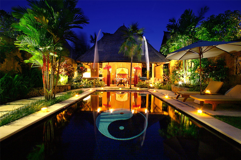 One Bedroom Villa at The Villas Bali Hotel & Spa. Image: The Villas Bali Hotel & Spa