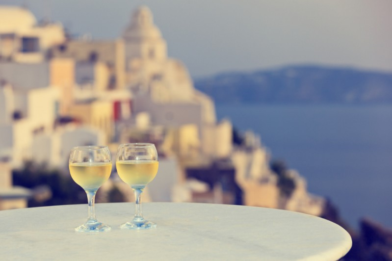 Oia, Santorini, is surely one of the world