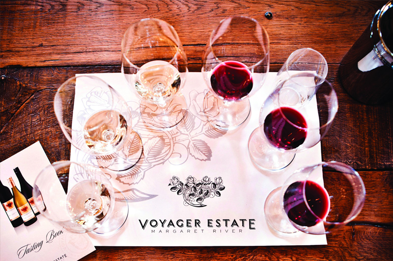 Learn To Taste Wine at Voyager Estate Margaret River