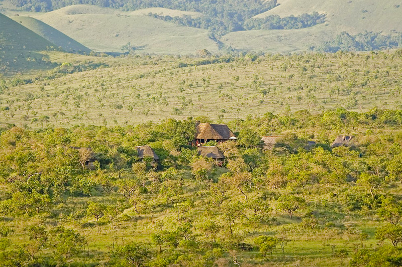 Lost in the wilderness among the local Maasai community. Image: Campi ya Kanzi.