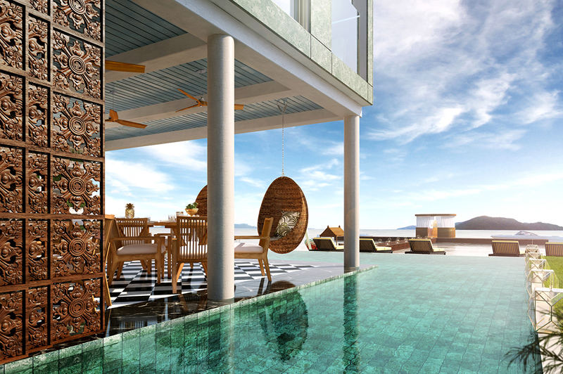 The Beach at Samui. Image: Design Hotels