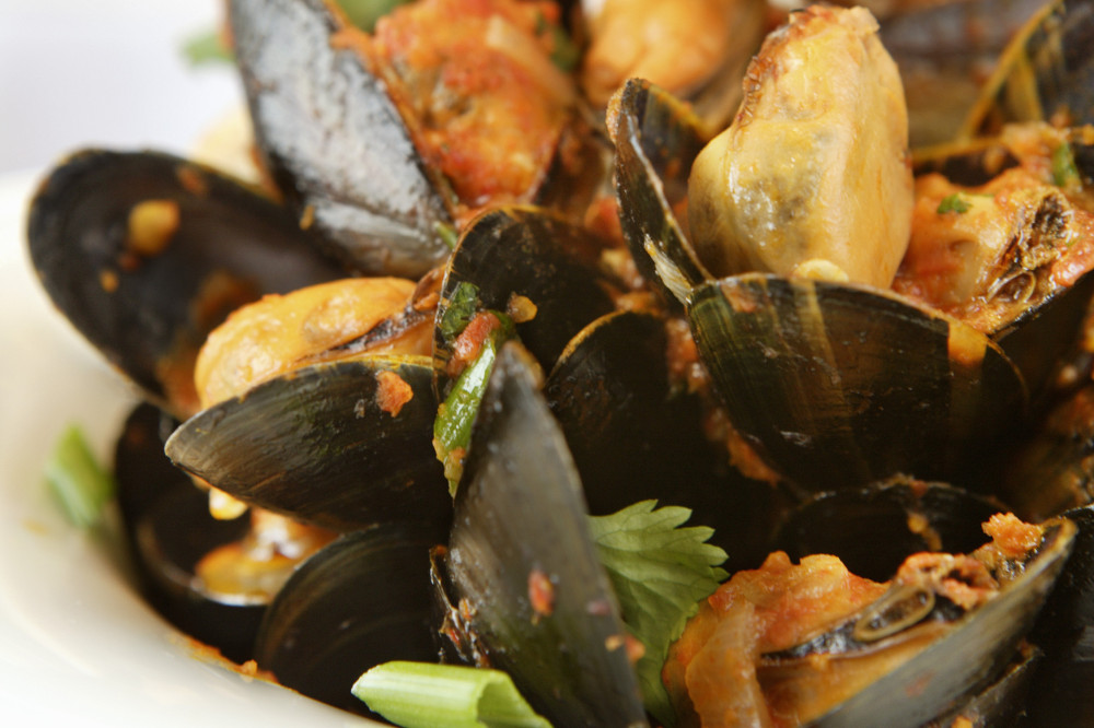 Opt for the mussels (Image: Getty)