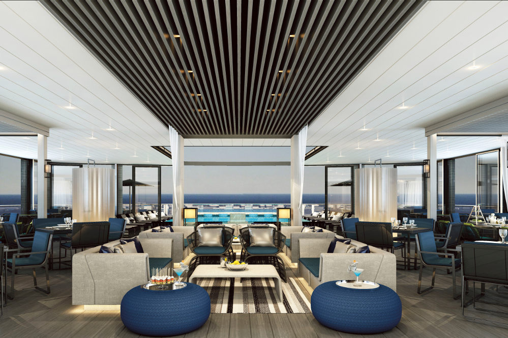 Onboard entertainment and activities are easy to find (Image: Scenic)