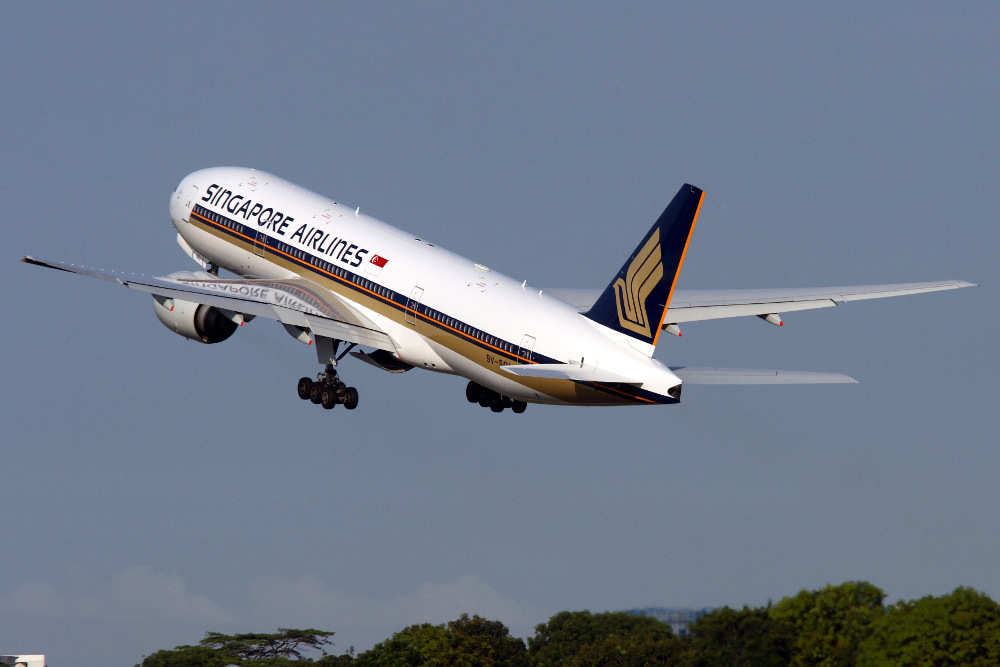 Fly direct to Singapore from Canberra with Singapore Airlines
