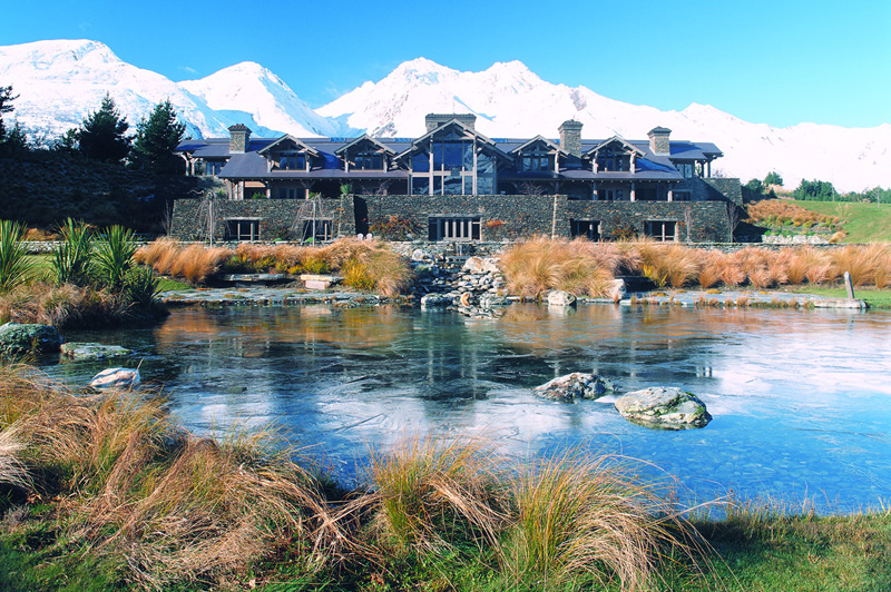 Image: Blanket Bay Lodge