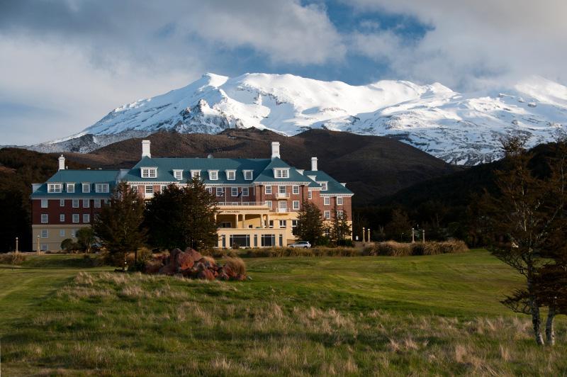 Image: Chateau Tongariro Hotel