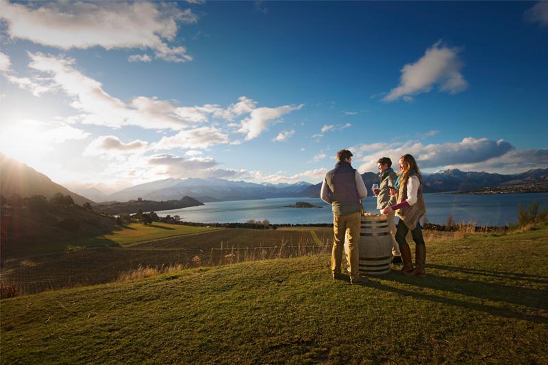 Rippon in the Otago region