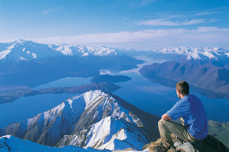 Wanaka is home to some of the planet