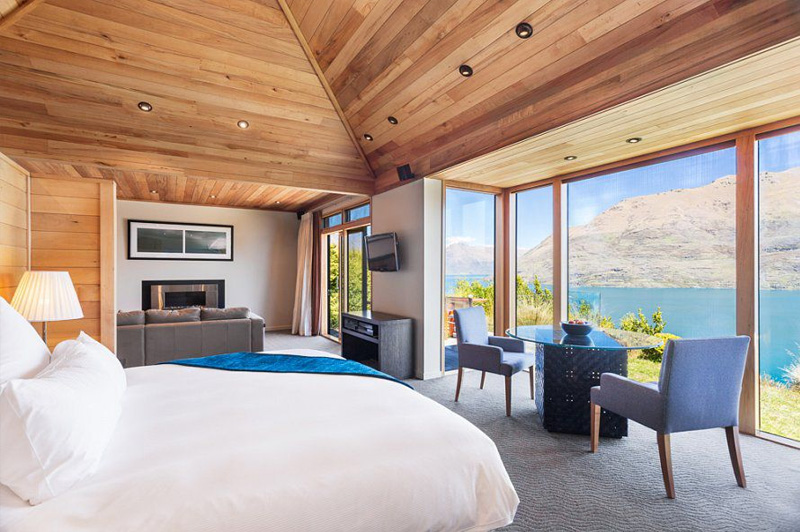Azur Lodge in Queenstown. Image: Azur