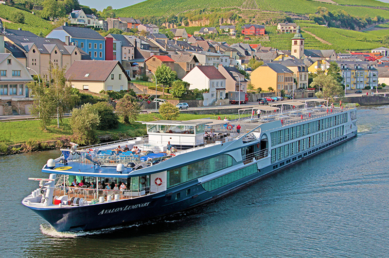 Image: Avalon Waterways