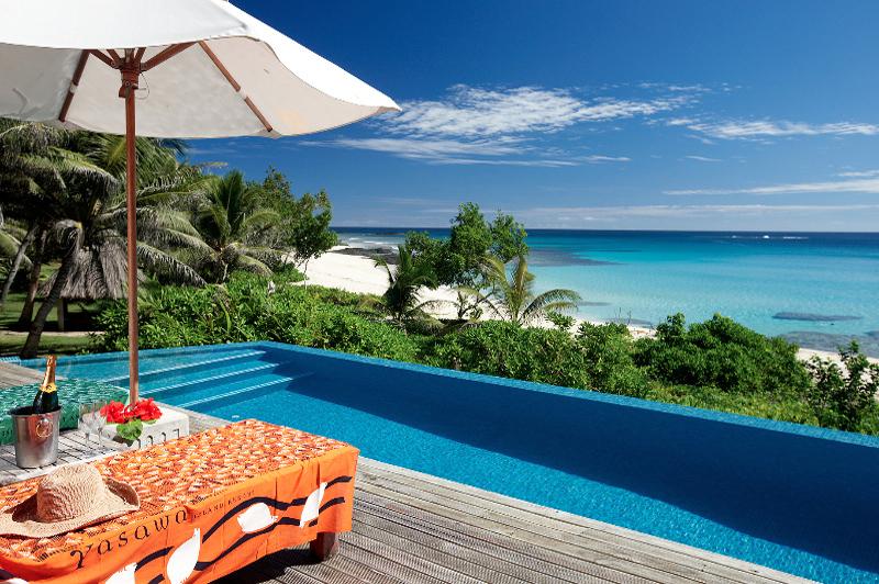 Honeymoon Bure. Yasawa Island Resort & Spa