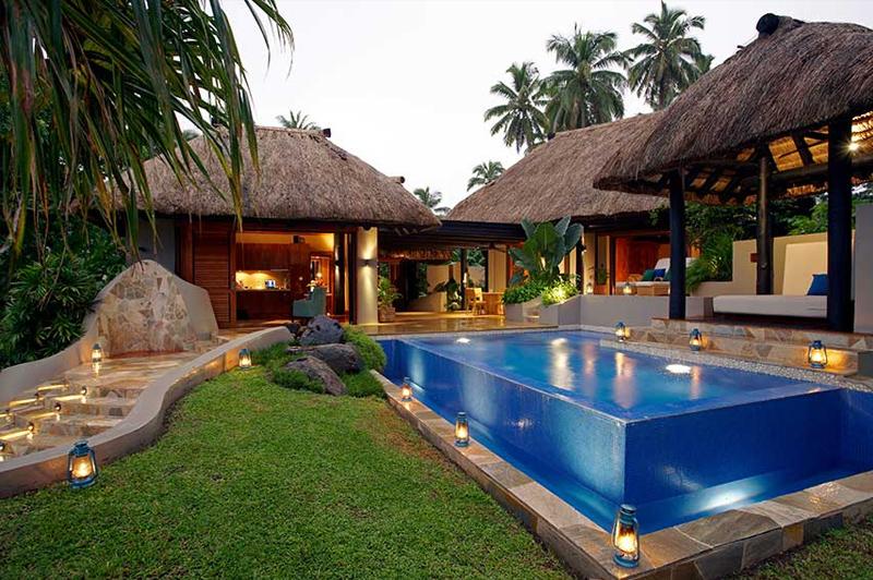 Presidential Villa. Image: Jean-Michel Cousteau Resort