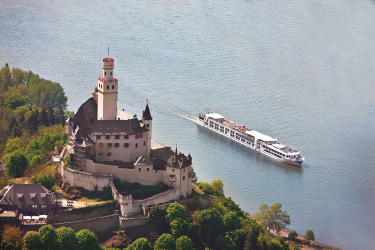 S.S. Antoinette on the Rhine River. Image: Uniworld