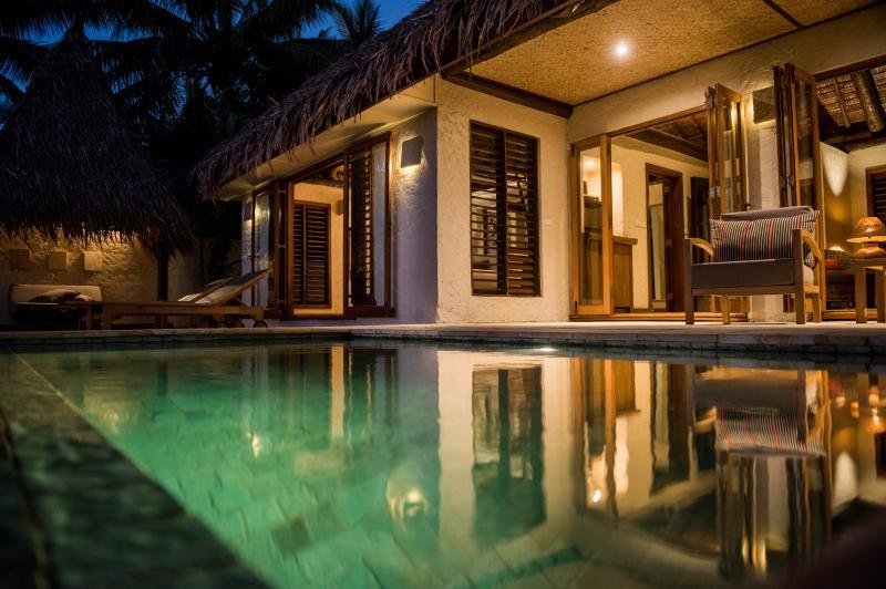 Sunset Pool Villa. Image: Tokoriki Island Resort