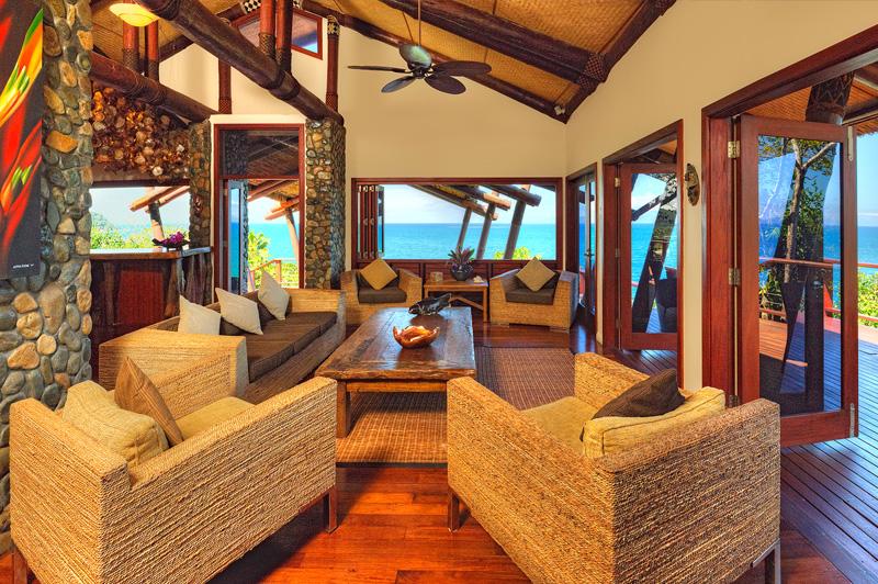 Vunikau Penthouse. Image: Nanuku Auberge Resort Fiji