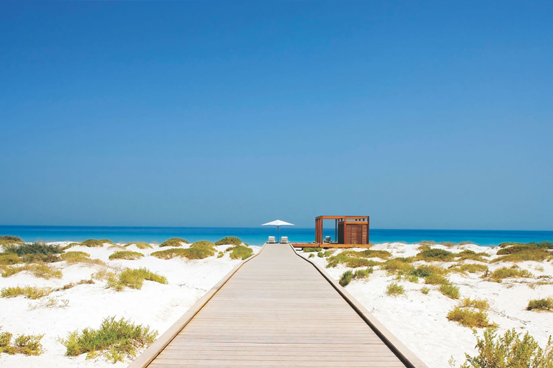 Image: Saadiyat Beach Club
