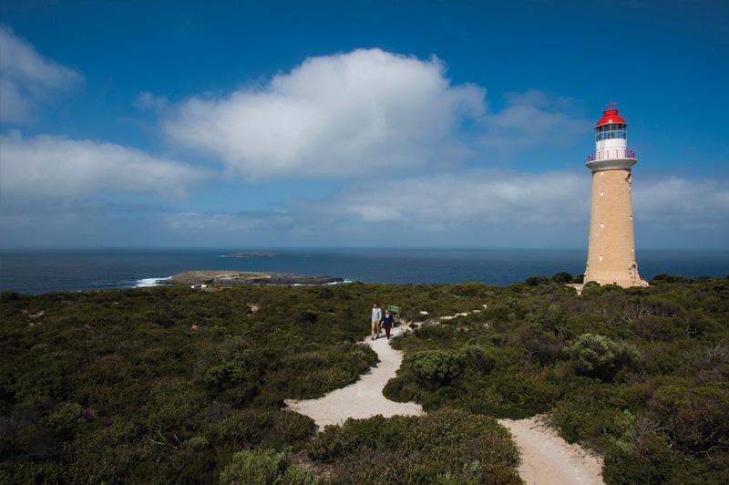 Cape du Couedic Lighthouse. Image: South Australian Tourism Commission