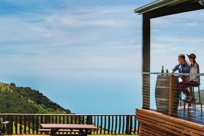Dudley Wines. Image: South Australian Tourism Commission