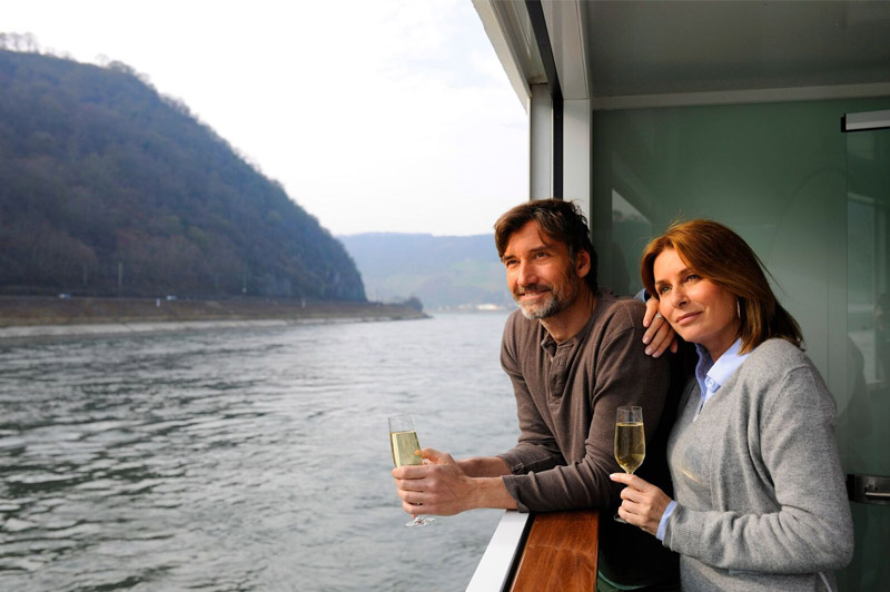Enjoy a river cruise like no other with Scenic. Image: Scenic
