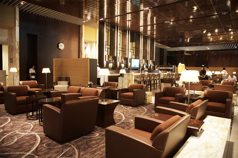 SilverKris Lounge Singapore Airlines
