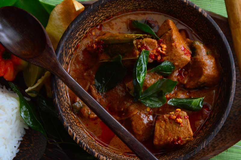 Maldives Tuna Curry