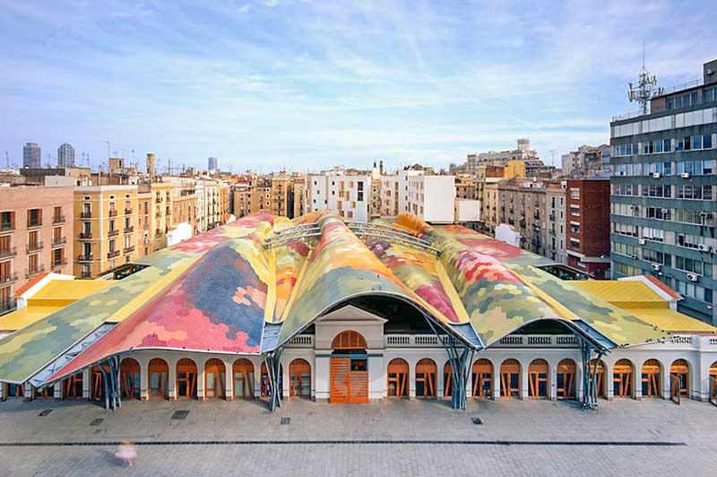 Mercat de Santa Caterina, Barcelona