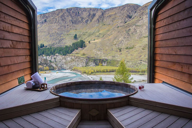 Onsen Hot Pools, New Zealand (image courtesy of Onsen Hot Pools)