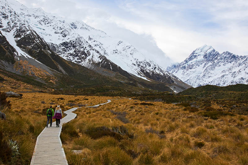 Aoraki / Mount Cook National Park