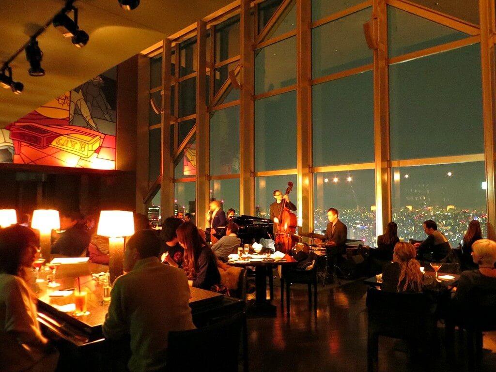 New York Bar - Tokyo