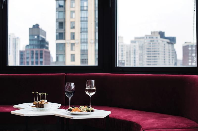 Ophelia Lounge New York
