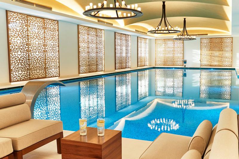 Emerald Palace Kempinski Dubai © | Indoor Pool