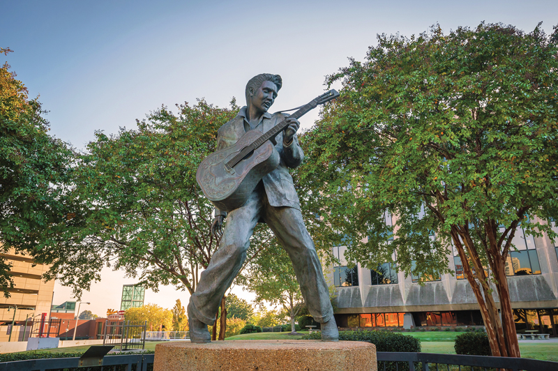 Elvis Presley Plaza, Memphis
