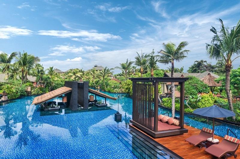 Photo courtesy of The St.Regis Bali Resort