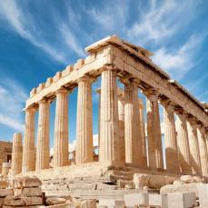 Temple of Poseidon, Greece