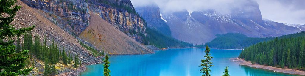 Lake Louise feature