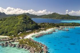 Conrad Bora Bora Overwater Bungalows