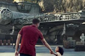 Disney Star Wars Theme Park