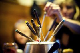 banff fondue getty