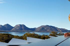 Tasmania views