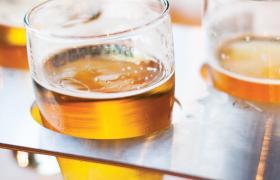 Beer flight Oregon