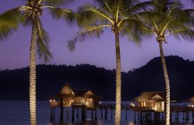 Pangkor Laut Overwater Bungalows