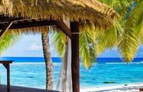 Cook Islands Rarotonga beach resorts