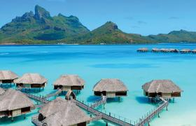 Four Seasons feature Tahiti