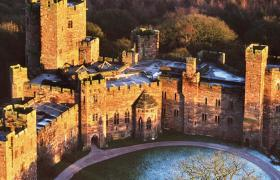 UK Peckfortoncastle feature