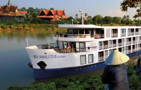 Vietnam Cambodia AMA RV AmaLotus Ship Docked on River APT Retouch FINAL CMYK FLAT LLR
