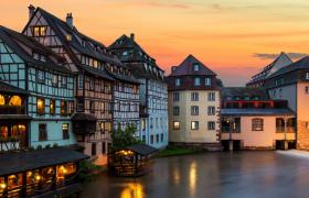 World Heritage Rhine cruise