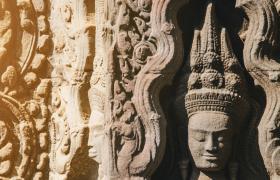 Angkor Wat apsara