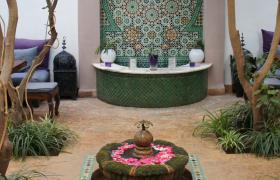 Riad Morocco feature