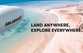 feature Land anywhere, explore everywhere