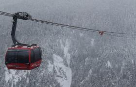 Whistler Peak 2 Peak Gondola